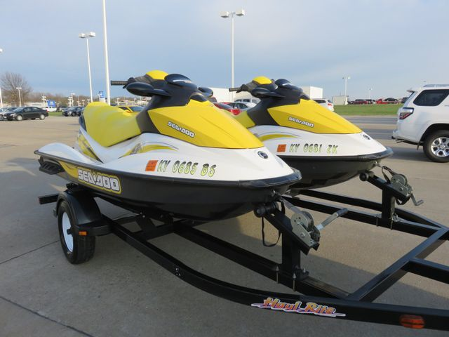 2007 Sea Doo GTI SE Cape Girardeau, Missouri 0