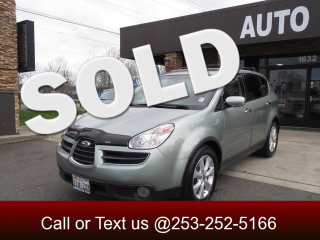 2007 Subaru B9 Tribeca Ltd AWD Seven seats Rear DVD Backup camera It doesnt matter if your on