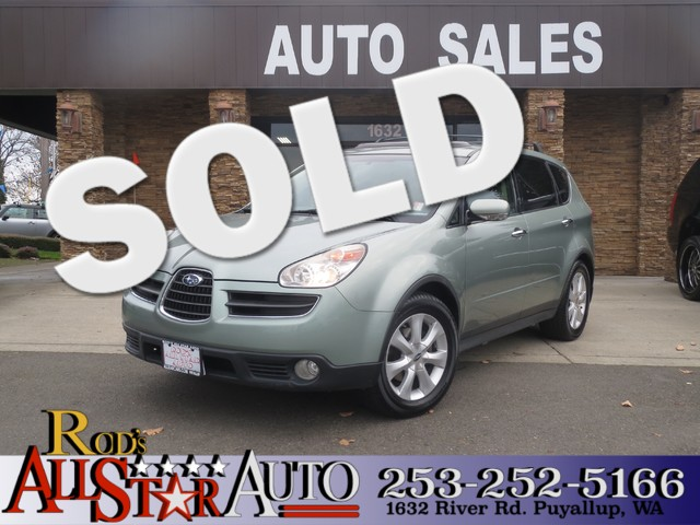 2007 Subaru B9 Tribeca 7-Pass Ltd AWD The CARFAX Buy Back Guarantee that comes with this vehicle m