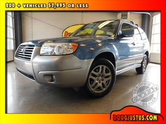 2007 Subaru Forester in Airport Motor Mile ( Metro Knoxville ), TN