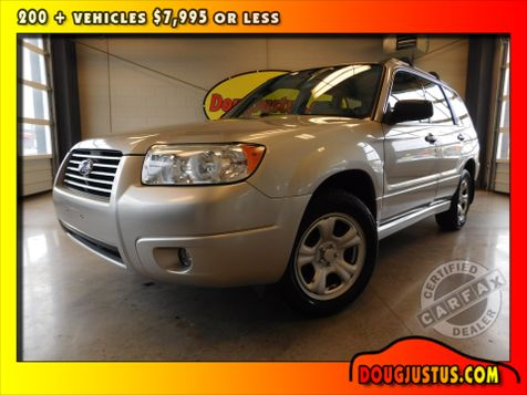 2007 Subaru Forester X in Airport Motor Mile ( Metro Knoxville ), TN