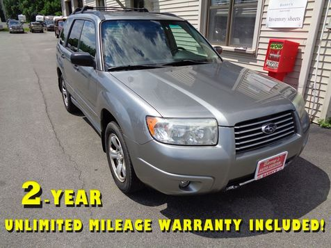 2007 Subaru Forester X in Brockport