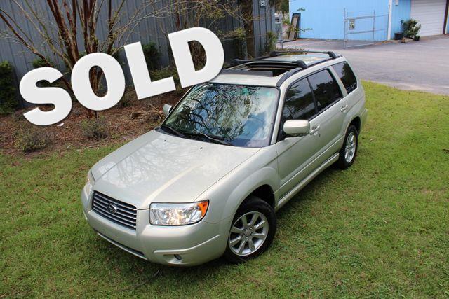 2007 Subaru Forester X w/Premium Pkg | Charleston, SC | Charleston Auto Sales in Charleston SC