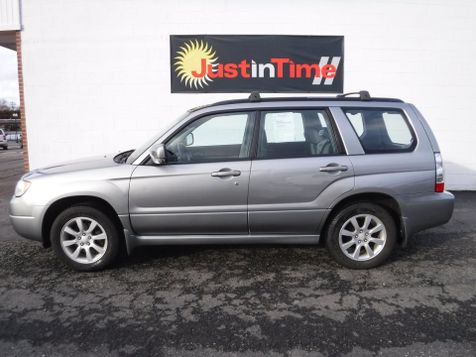 2007 Subaru Forester X w/Premium Pkg | Endicott, NY | Just In Time, Inc. in Endicott, NY