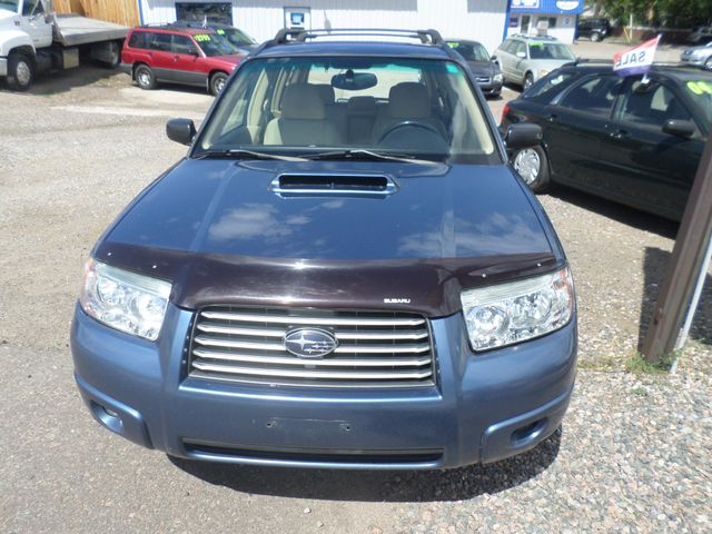 2007 Subaru Forester X Golden, Colorado 1