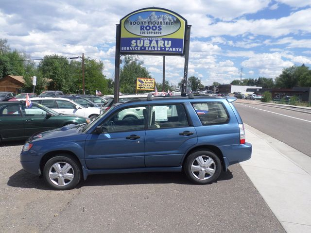 2007 Subaru Forester X Golden, Colorado 2