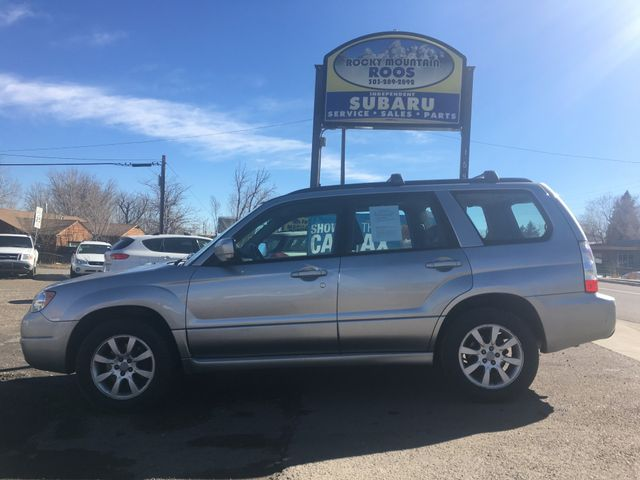 2007 Subaru Forester X w/Premium Pkg Golden, Colorado 10