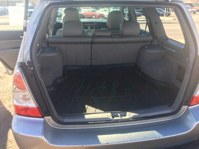 2007 Subaru Forester X w/Premium Pkg Golden, Colorado 3