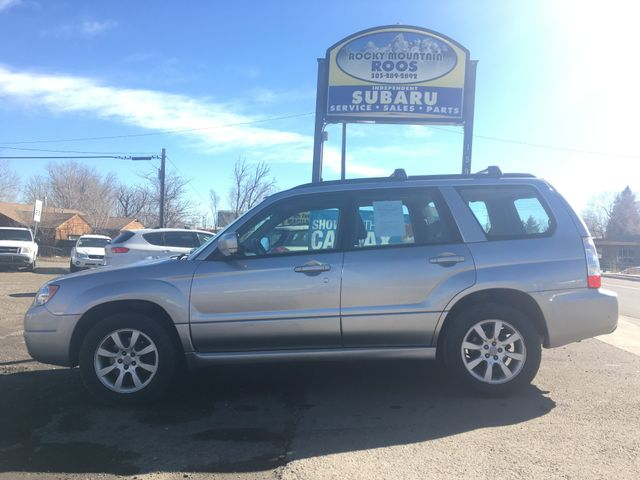 2007 Subaru Forester X w/Premium Pkg Golden, Colorado 9