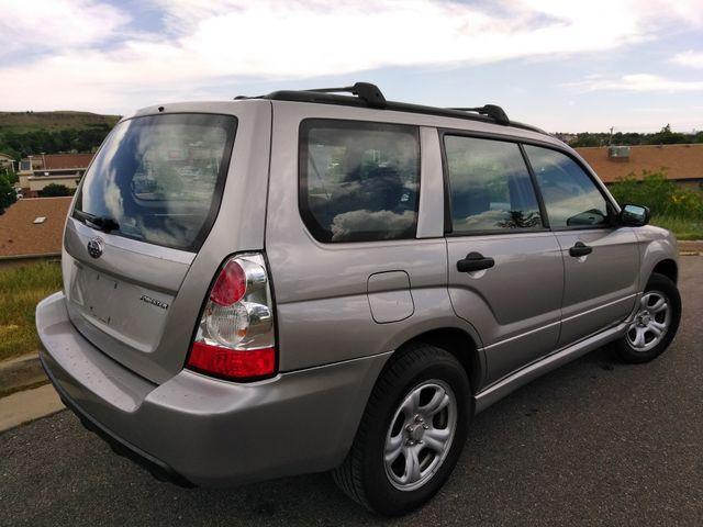 2007 Subaru Forester X ~ Ready For The Mountains! Golden, Colorado 4