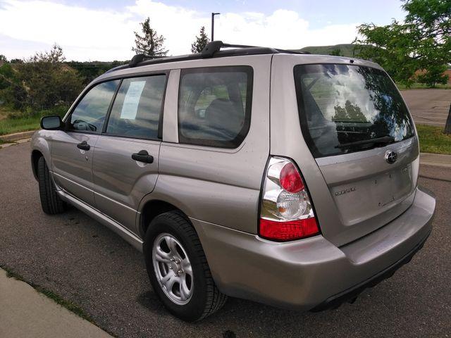 2007 Subaru Forester X ~ Ready For The Mountains! Golden, Colorado 5