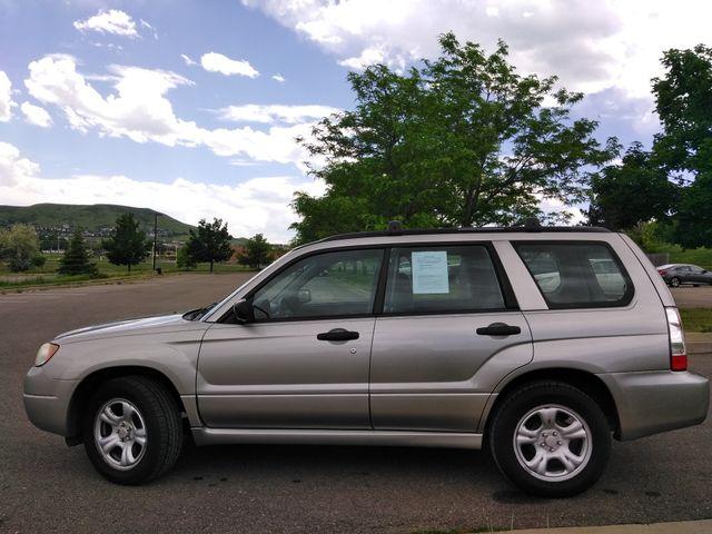 2007 Subaru Forester X ~ Ready For The Mountains! Golden, Colorado 6