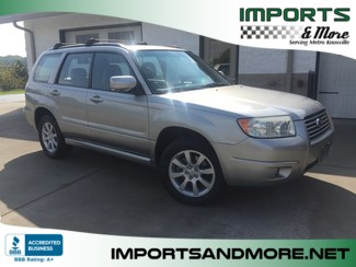 2007 Subaru Forester 2.5X w/Premium Pkg in Lenoir City, TN