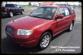 2007 Subaru Forester X in Ogdensburg New York