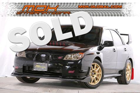 2007 Subaru Impreza WRX STI - Invicta cat-back exhaust - intake in Los Angeles