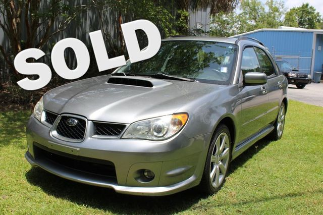 2007 Subaru Impreza WRX | Charleston, SC | Charleston Auto Sales in Charleston SC