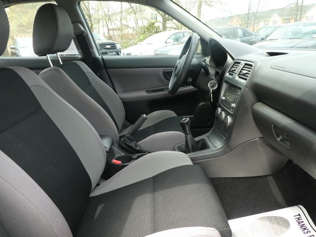 2007 Subaru Impreza i Special Edition Leesburg, Virginia 10