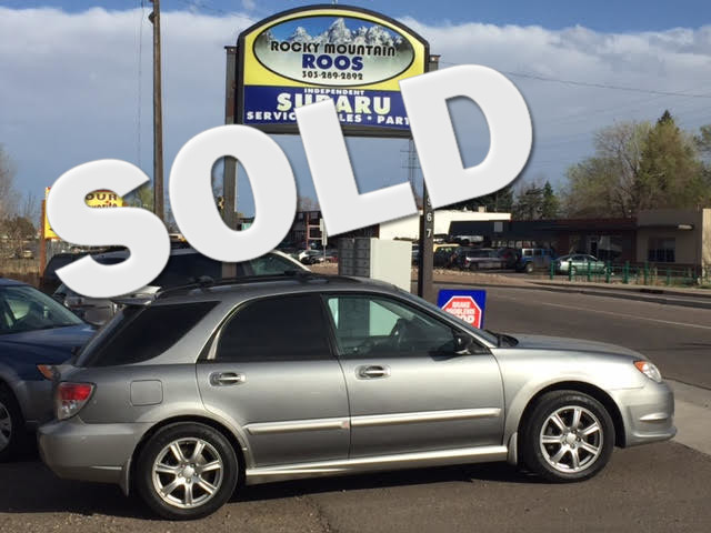 2007 Subaru Impreza Outback Sport Special Edition = New Head Gaskets Golden, Colorado 0