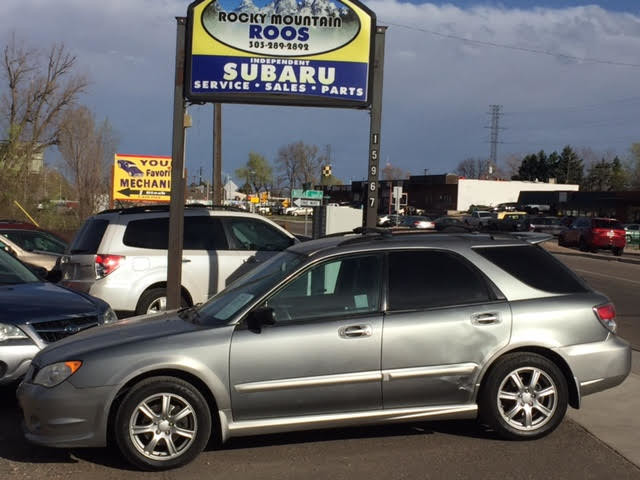 2007 Subaru Impreza Outback Sport Special Edition = New Head Gaskets Golden, Colorado 2