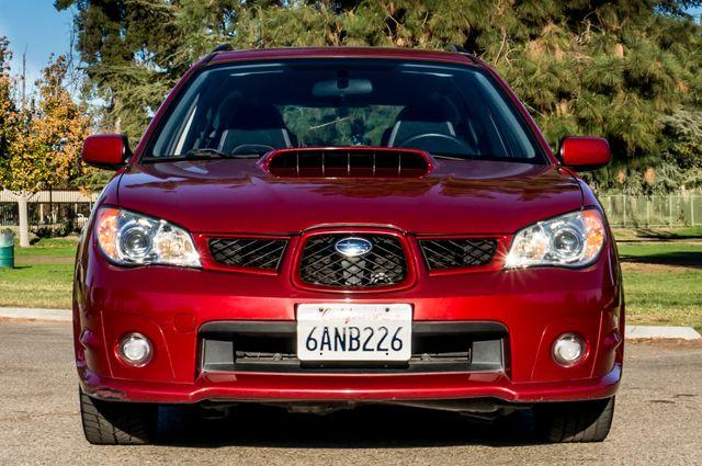 2007 Subaru Impreza WRX Reseda, CA 2