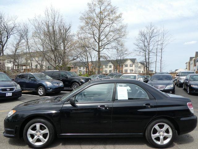 2007 Subaru Impreza i Special Edition Sterling, Virginia 4