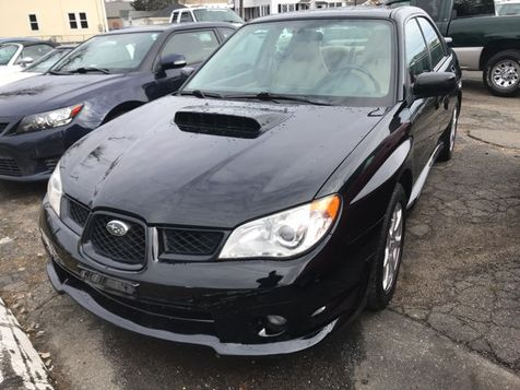 2007 Subaru Impreza WRX Limited in West Springfield, MA
