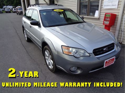 2007 Subaru Outback Wagon in Brockport