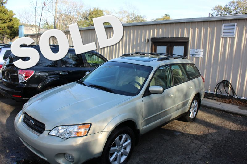 2007 Subaru Outback Limited Power Moon Roof   Charleston, SC   Charleston Auto Sales in Charleston SC