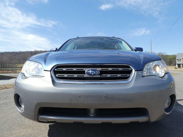 2007 Subaru Outback Ltd LL Bean Leesburg, Virginia 8