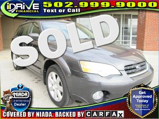 2007 Subaru Outback Ltd | Louisville, Kentucky | iDrive Financial in Lousiville Kentucky