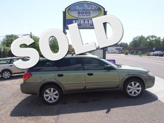 2007 Subaru Outback Low Miles Golden, Colorado