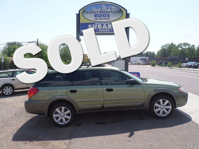 2007 Subaru Outback Low Miles Golden, Colorado 0