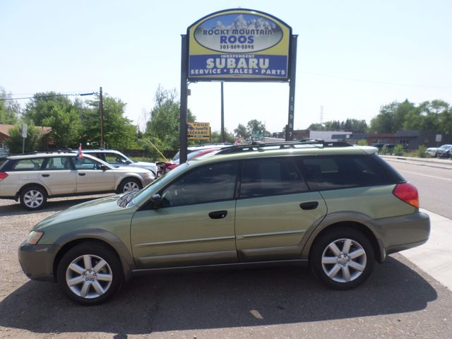 2007 Subaru Outback Low Miles Golden, Colorado 4