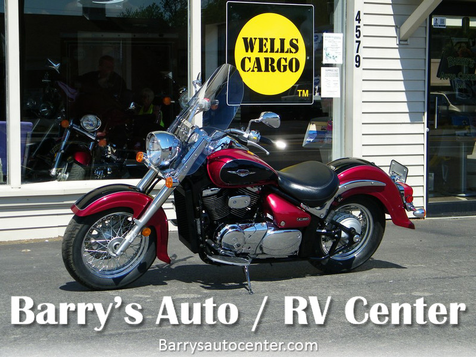 2007 Suzuki Boulevard C50 in Brockport