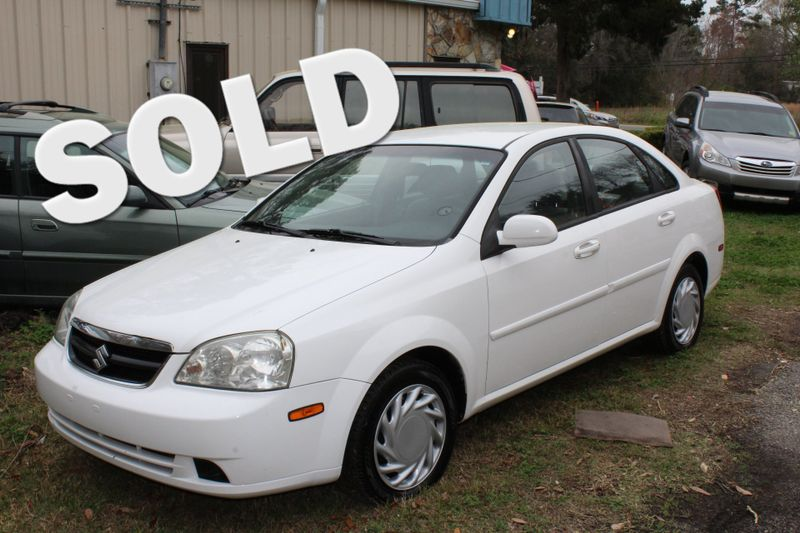 2007 Suzuki Forenza Convenience | Charleston, SC | Charleston Auto Sales in Charleston SC