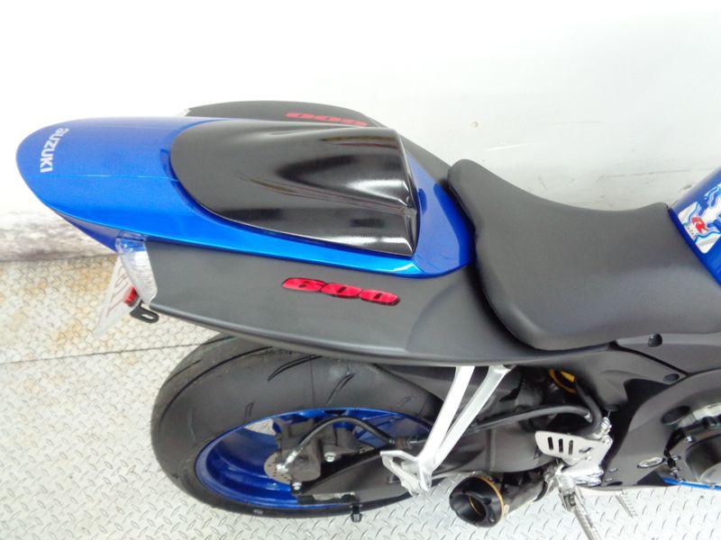 2007 Suzuki GSX-R 600   Oklahoma  Action PowerSports  in Tulsa, Oklahoma