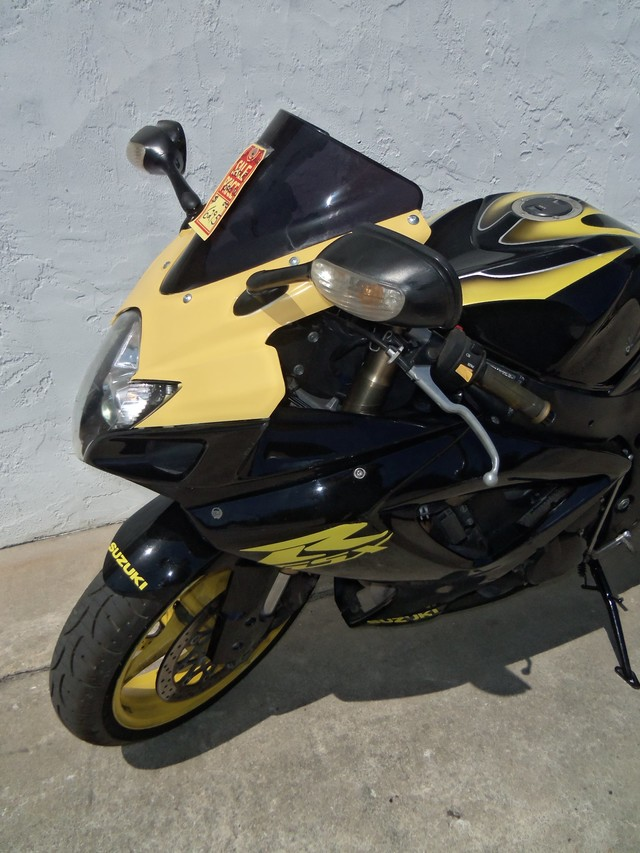 2007 Suzuki GSX-R 600 Daytona Beach, FL 5