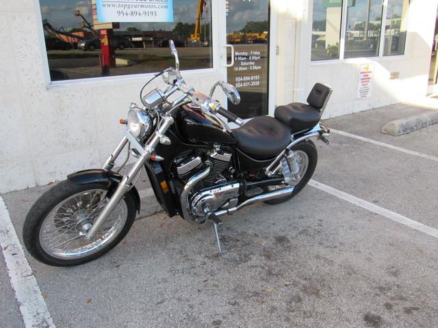 2007 Suzuki S50 Boulevard Dania Beach, Florida 8