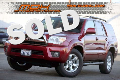 2007 Toyota 4Runner SR5 Sport - rear diff lock in Los Angeles