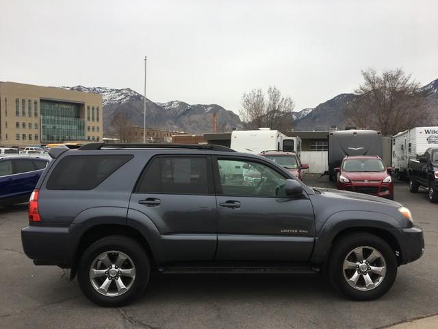 2007 Toyota 4Runner Limited Ogden, Utah 5