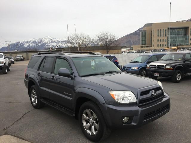 2007 Toyota 4Runner Limited Ogden, Utah 6
