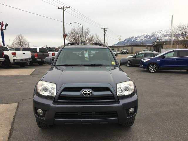 2007 Toyota 4Runner Limited Ogden, Utah 7