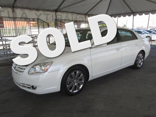 2007 Toyota Avalon XLS Please call or e-mail to check availability All of our vehicles are avai