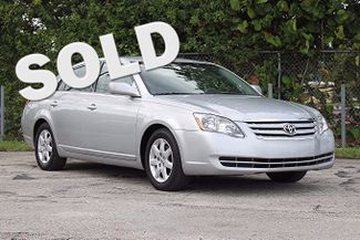 2007 Toyota Avalon XL Hollywood, Florida