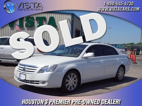 2007 Toyota Avalon Limited in Houston, Texas