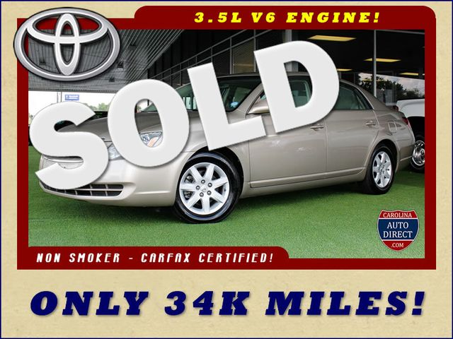 2007 Toyota Avalon XL - ONLY 34K MILES! Mooresville , NC 0