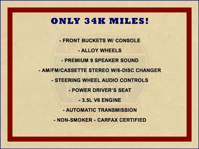 2007 Toyota Avalon XL - ONLY 34K MILES! Mooresville , NC 1