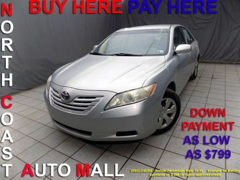 2007 Toyota Camry CE As low as $799 DOWN in Cleveland, Ohio