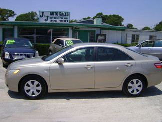 2007 Toyota Camry LE in Fort Pierce, FL