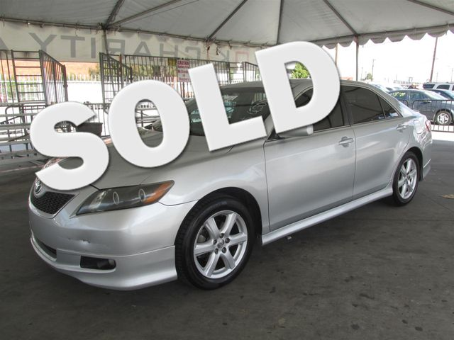 2007 Toyota Camry SE Please call or e-mail to check availability All of our vehicles are availa